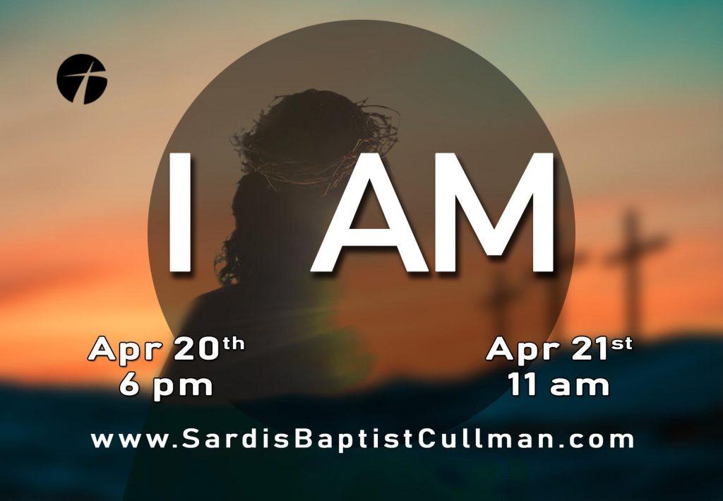 I AM: Easter at Sardis